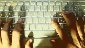 News video: What's Dirtier Than a Toilet Seat? Your Keyboard