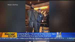News video: Keller @ Large: What The Starbucks Philadelphia Arrest Outrage Has Taught Us
