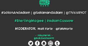 """News video: Sterling """"Mr. Satan"""" Magee & Adam Gussow LIVE on BUILD Series"""