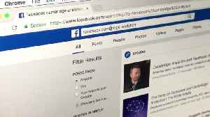 News video: Using Facebook on Third Parties May Expose Personal Data