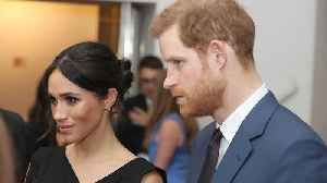 News video: Evening Affair! Meghan Markle and Prince Harry Step Out Exactly One Month Before Their Wedding