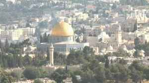 News video: Romania to move its embassy in Israel to Jerusalem