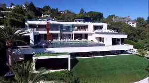 News video: Police Shut Down Over-the-Top Open House at Los Angeles Mansion