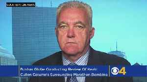 News video: Boston Globe Conducting Review Of Kevin Cullen Columns