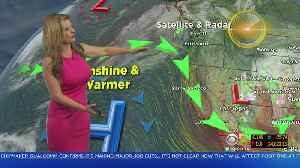 News video: Friday Morning Forecast With Neda Iranpour