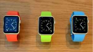 News video: The Apple Watch Could See Massive Update This Year