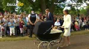 News video: Royal Traditions To Know Ahead of The Birth of Prince William and Kate Middleton's Baby Number Three