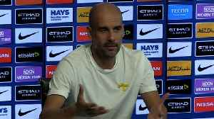 News video: Guardiola to discuss Man City future at end of season