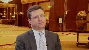 News video: Oil Prices Determined by Market Says Russian Energy Minister