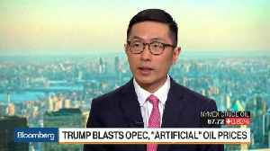 News video: Trump One of Many Wildcards in Oil Market, Says Citi's Eric Lee