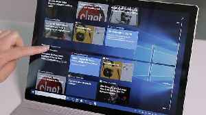 News video: Best features from the Windows 10 Spring Update