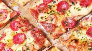 News video: Americans' Favorite Pizza Toppings