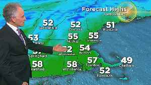 News video: WBZ Midday Forecast For April 20