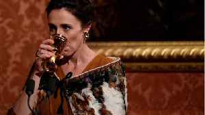 News video: New Zealand Prime Minister Dons Traditional Maori Cloak To World Leader Banquet