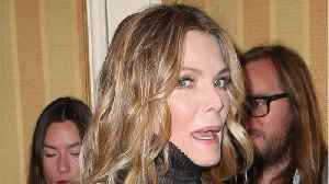 News video: Moderator Booed After Asking Michelle Pfeiffer About Her Weight