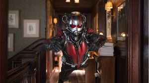 News video: 'Ant-Man and the Wasp' Funko Pop Figures Unveiled