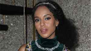 News video: Kerry Washington Thoughts On The End Of 'Scandal'