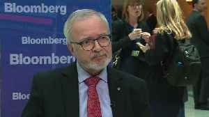 News video: EIB's Hoyer Says Eurozone Has Become Stronger