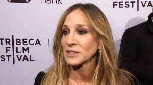 News video: Sarah Jessica Parker On Cynthia Nixon's Candidacy