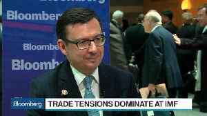 News video: Spain's Escolano Sees Broad Consensus at IMF to Avoid Protectionism