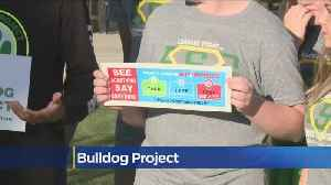 News video: Middle Schoolers Create Signs To Try And Stop Bullying