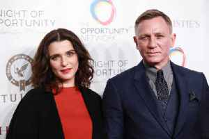 News video: Daniel Craig and Rachel Weisz Have a Baby on the Way