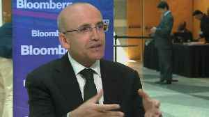 News video: Turkey's Simsek Says Snap Elections Good for Economy