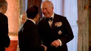 News video: Prince Charles to be next head of Commonwealth