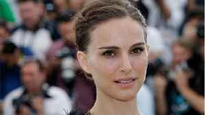 News video: Natalie Portman Won't Attend Israel Prize Ceremony