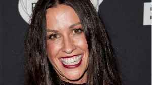 News video: Alanis Morissette Rocks New Look During Outing In New York