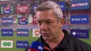 News video: Powell: We will learn lessons from Wigan defeat