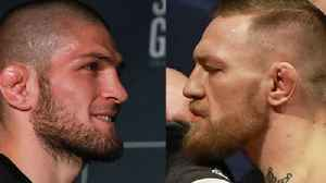 News video: CONFIRMED: Conor McGregor and Khabib Will FACE OFF In Octagon!