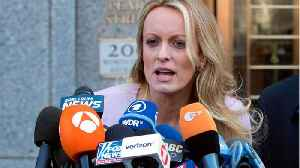 News video: Trump's Lawyer Wants To Delay Stormy Daniels' Lawsuit