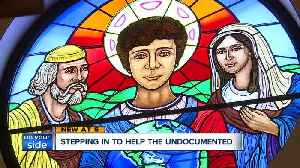 News video: Cleveland churches helping local families deal with deportations