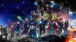 News video: The Avengers Emerge On Their Biggest Mission