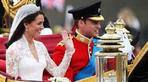 News video: A History Of Royal Weddings Through The Years