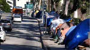 News video: California Does 'Poor Job' Assisting Homeless