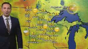 News video: 5 P.M. Weather Report
