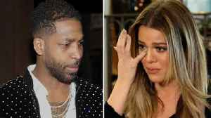 News video: Tristan Thompson ABANDONS Khloe Kardashian In Cleveland!