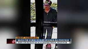 News video: Hillsborough detectives look for woman involved in school bus road rage incident