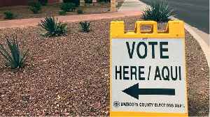 News video: Republicans Take Nothing For Granted In Arizona Election