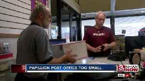 News video: Papillion post office looking to move