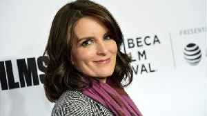 News video: Tina Fey Says '30 Rock' Reboot Is Possibility