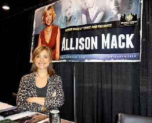 News video: 'Smallville' Actress Allison Mack Arrested in Connection to Sex Cult