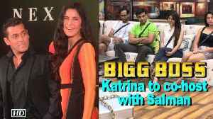 News video: Bigg Boss 12 with Jodis: Will Katrina co-host with Salman?