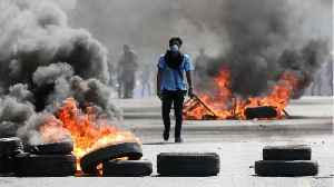 News video: Nicaragua Protests Over Social Security System Leaves At Least 10 Dead