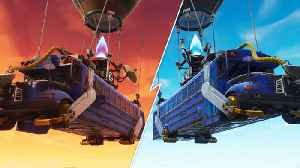 News video: Fortnite 50v50 Limited Time Event Gameplay