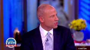 News video: Stormy Daniels' Lawyer Michael Avenatti: Mysterious DVD Is 'Locked And Loaded'