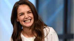 News video: Katie Holmes Is Not Dating Joshua Jackson