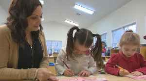 News video: Full day preschool can lead to higher test scores